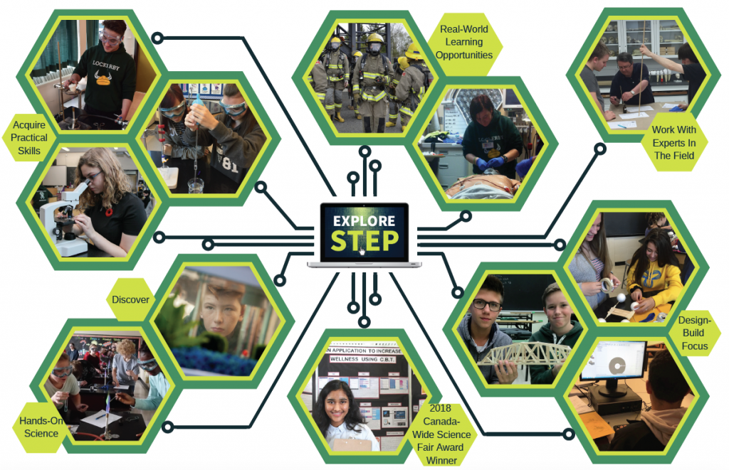 STEP Program in Action Image