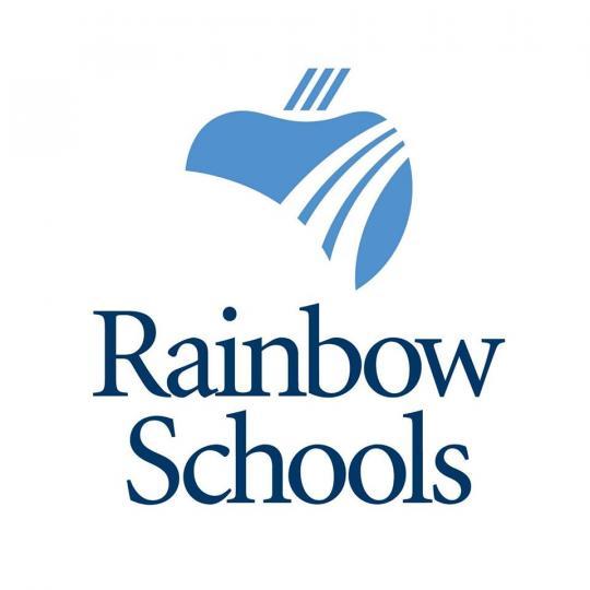 rainbow schools logo