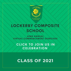 Lockerby convocation graphic